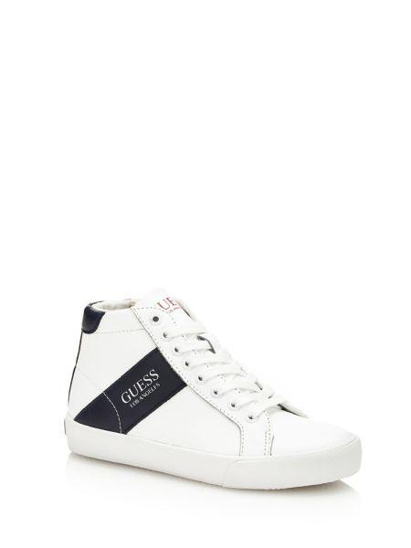 Sneaker Montante Toby Cuir