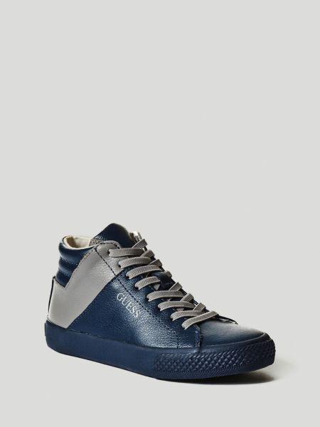 Sneaker Montante Zack Cuir (35-38)