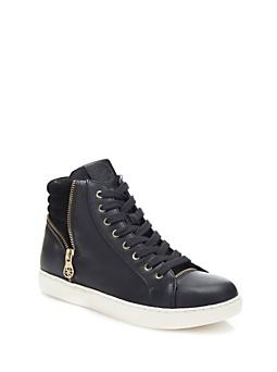 Sneaker Rizel avec détail fermeture à glissière