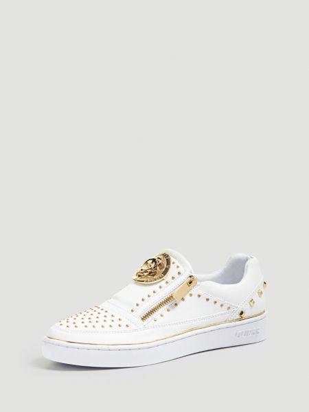 Sneaker Beela Echtes Leder | Schuhe > Sneaker > Sneaker | Weiß | Guess