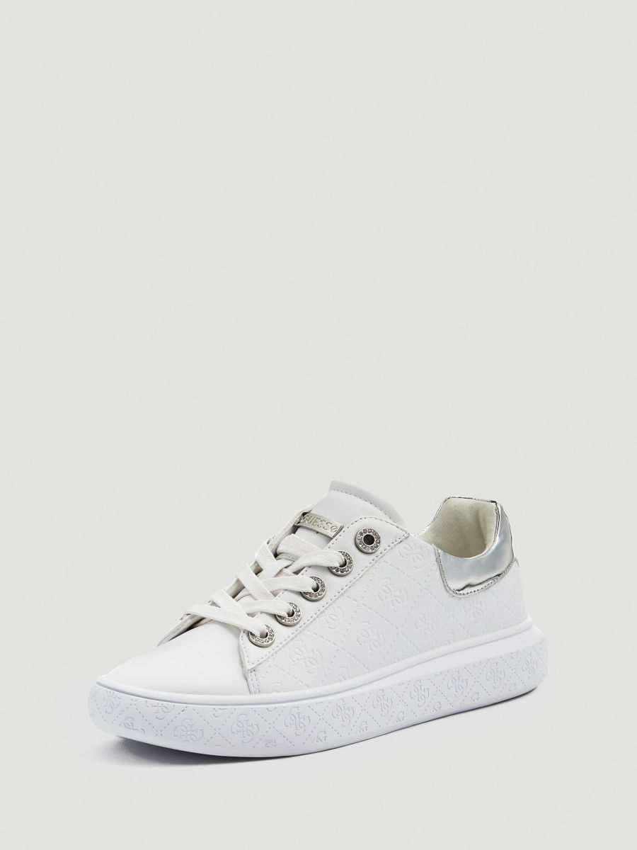 b248fc71 Guess Bucky Logo Print Sneaker at £89 | love the brands