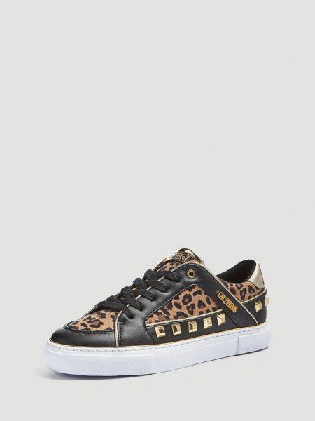Sneaker Gallina Imprime Animalier