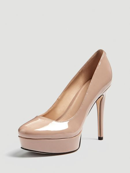 Pumps Henlia Lackoptik | Schuhe > Pumps | Rose | Guess