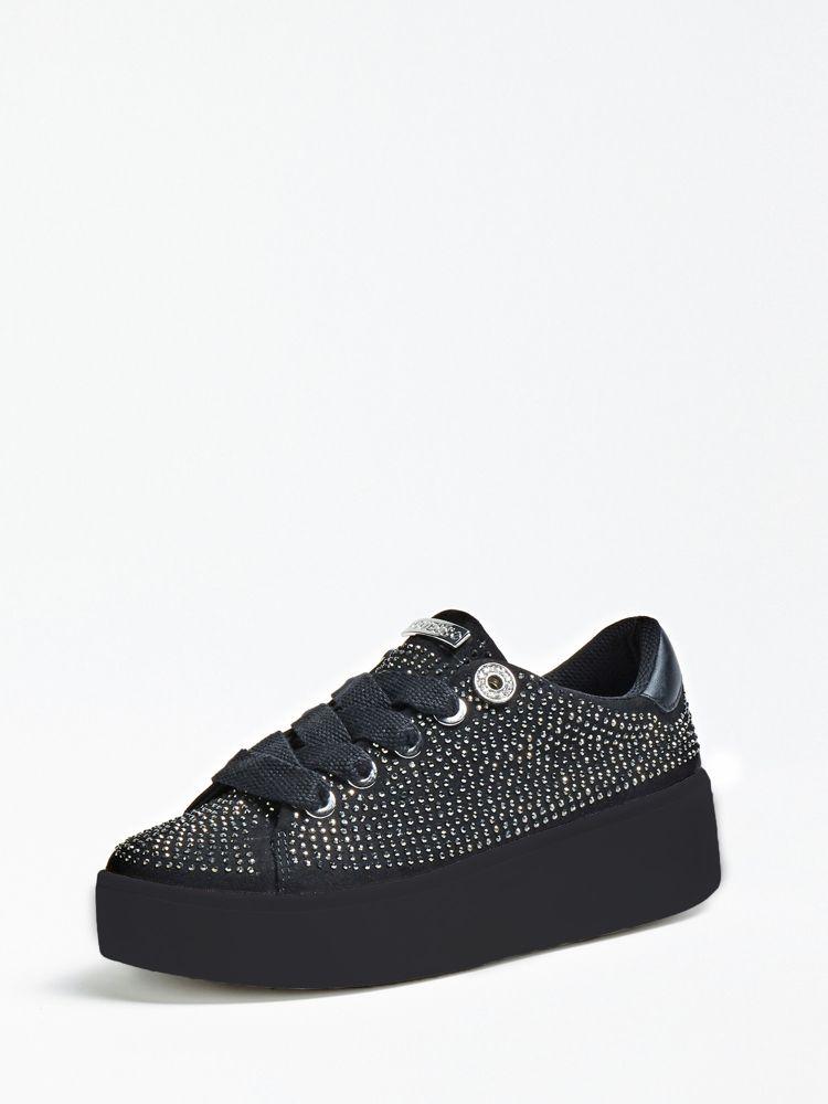 1d837a21737b Guess Townie Stud Appliqué Sneaker