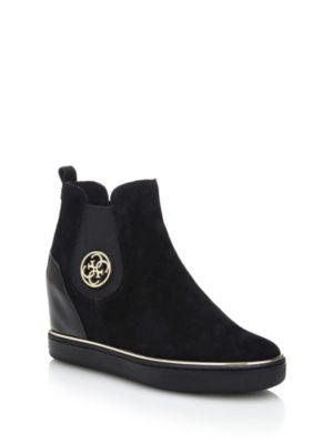 Sneaker Freddie Scamosciata