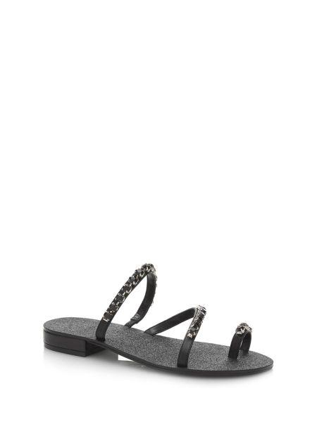 Sandalo Fortina Applicazioni Gioiello