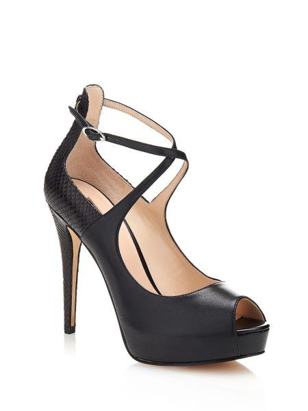 Sandale hadio en cuir