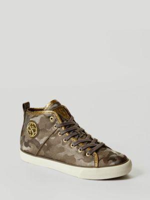 Sneaker Alta Joel Camouflage