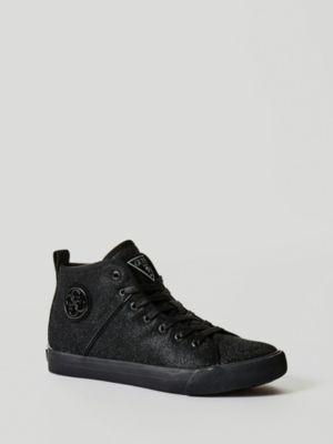 Sneaker Alta Joel Glitter