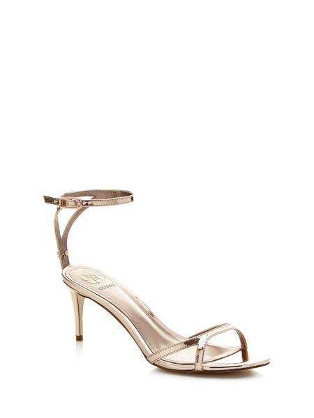 Sandalo Nyala Effetto Metallizzato