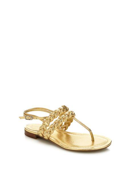 Sandalo Rosalyn Effetto Metallizzato