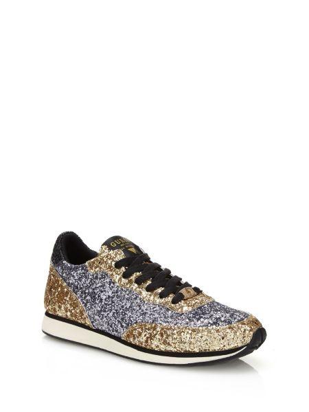Sneaker Sunny Effetto Glitter
