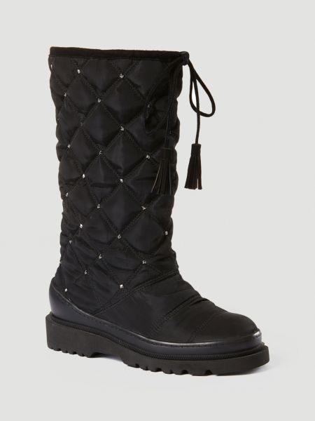 Stiefel Venice Metallic | Schuhe > Stiefel > Sonstige Stiefel | Schwarz | Guess