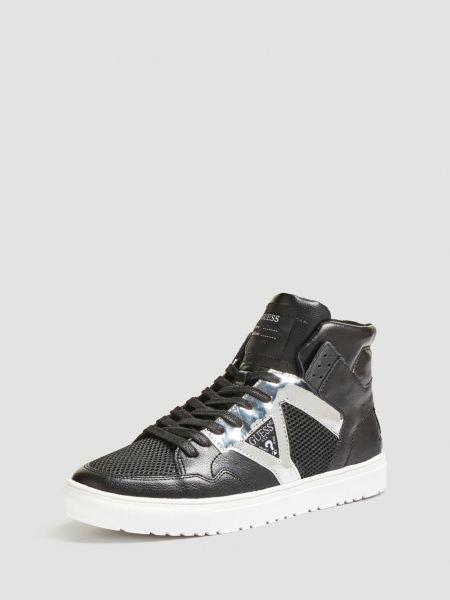 Sneaker Bruce Cuir Veritable