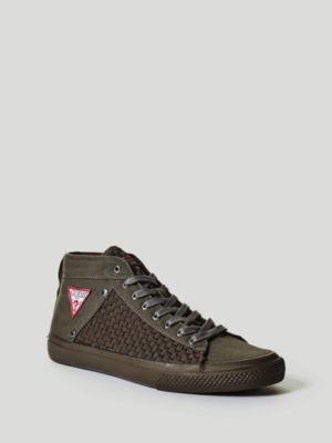Sneaker Alta Ben Intreccio