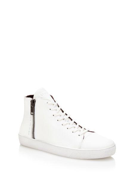 Sneaker Alta Herry Con Cerniera Lampo