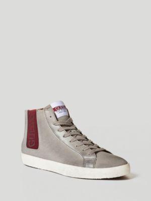 Sneaker Alta Russel Logo
