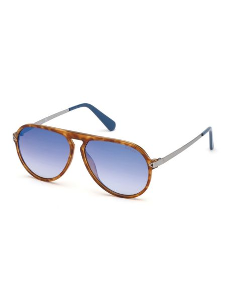 Pilotensonnenbrille | Accessoires > Sonnenbrillen > Pilotenbrille | Braun | Guess