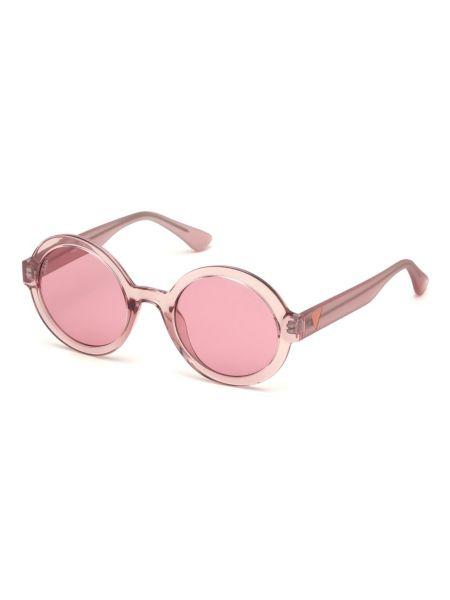Runde Sonnenbrille   Accessoires > Sonnenbrillen > Sonstige Sonnenbrillen   Rose   Guess