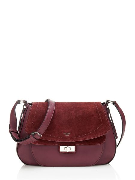Sac bandouliere kingsley avec suede