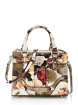 Greyson floral status carryall bag