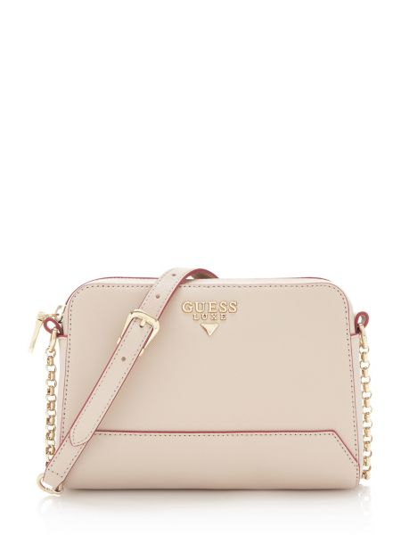 Guess Lady Luxe Leather Crossbody Bag | ricciano UNITED KINGDOM