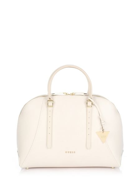 Lady luxe dome satchel bag.