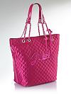 Sac Popular Guess satin rose, le sac à offrir à sa mamie