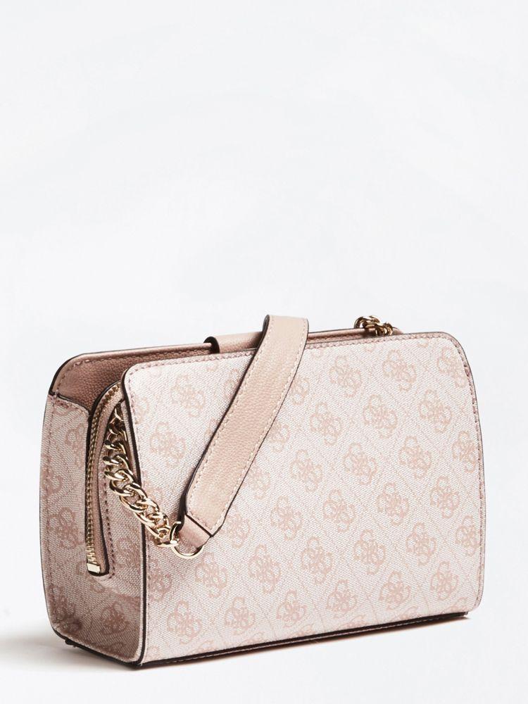 Guess Luxe Logo Crossbody Bag  56815f1fce
