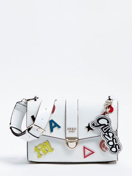 Guess - Bandolera Tabbi Estampado Logo - 1