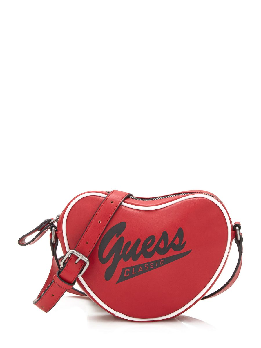 62bf26196 Guess Guess Guess Originals Heart Crossbody at £49 | love the brands
