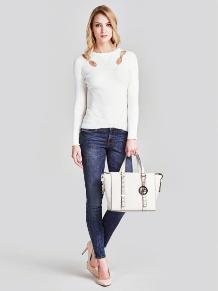 Guess - Eileen Bag With Studs - 2