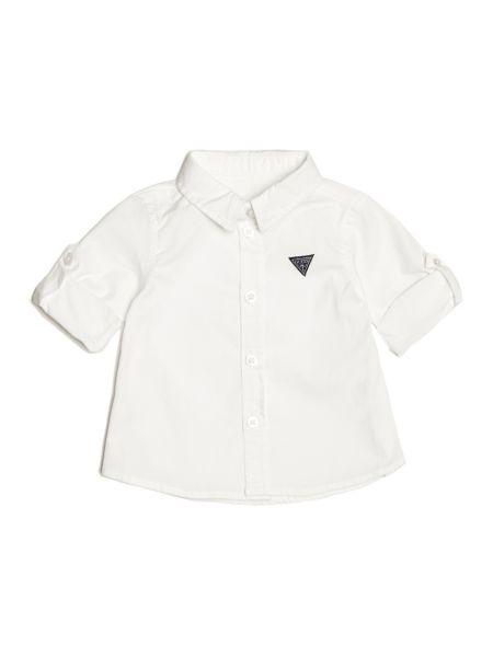 Imagen principal de producto de Camisa Triángulo Logo - Guess