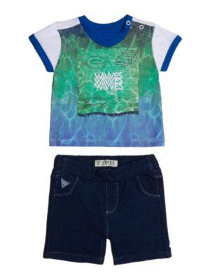 Set T-Shirt E Shorts