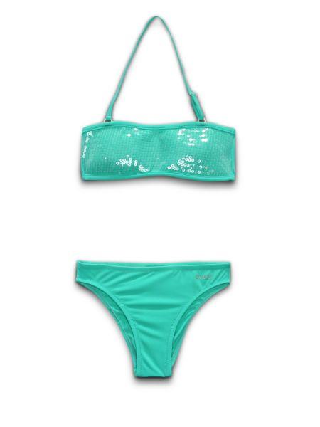 Paillettes lycra bikini.
