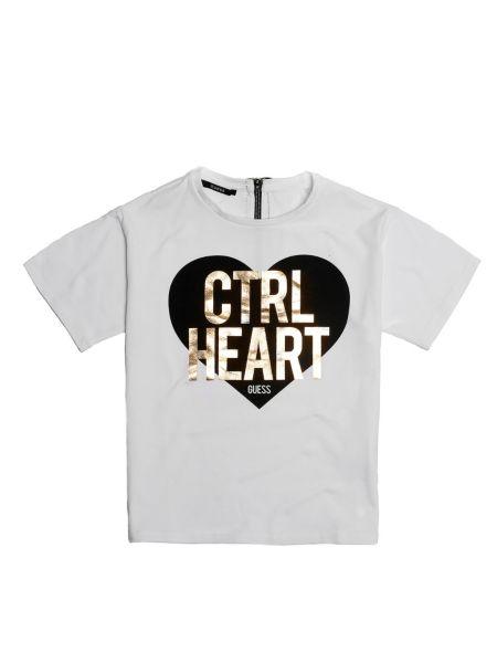 T shirt imprime message