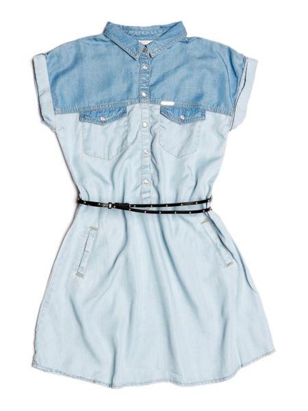 Kleid Jeans-Optik - Guess
