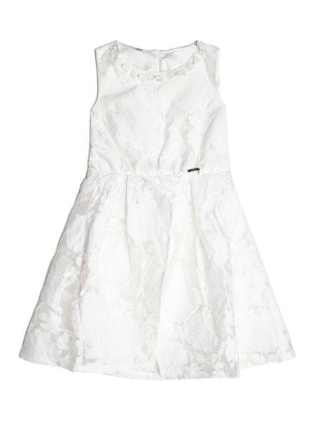Kleid Mit Schlitz - Guess