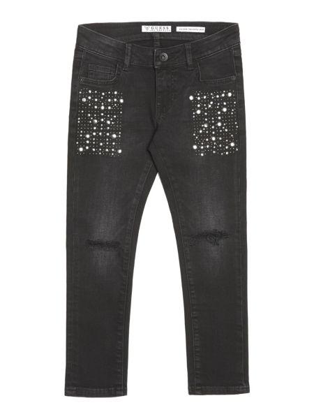 Jeans Borchie Frontali