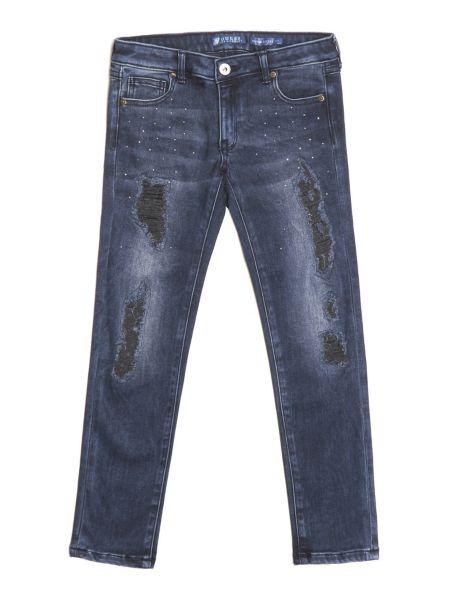 Jeans Strappi Frontali