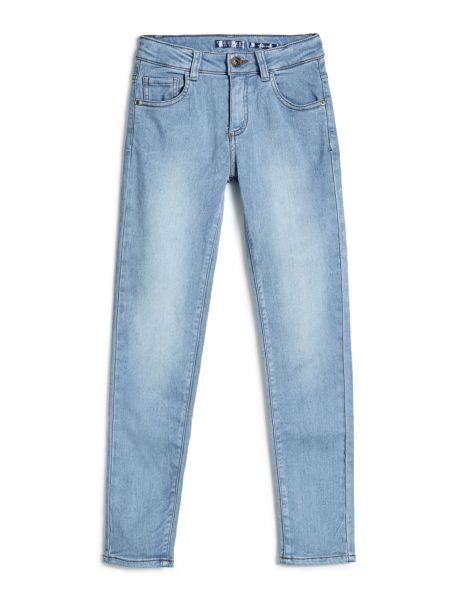 Jeggings Skinny Klassisch | Bekleidung > Jeans > Jeggings | Himmelblau | Jeans - Baumwolle - Polyester | Guess