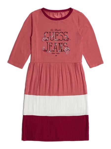 Kleid Kontrastsaum - Guess