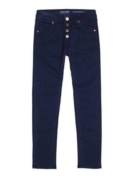 Jeans Superskinny Multi Bottone