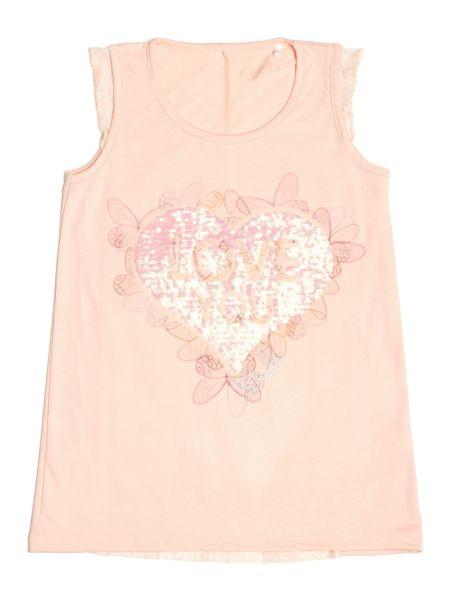 Imagen principal de producto de Camiseta De Tirantes Detalles Encaje - Guess