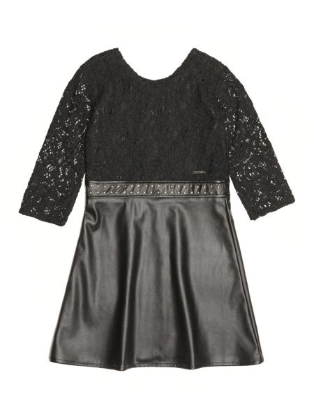 Kleid Marciano Rock Beschichtete Optik - Guess
