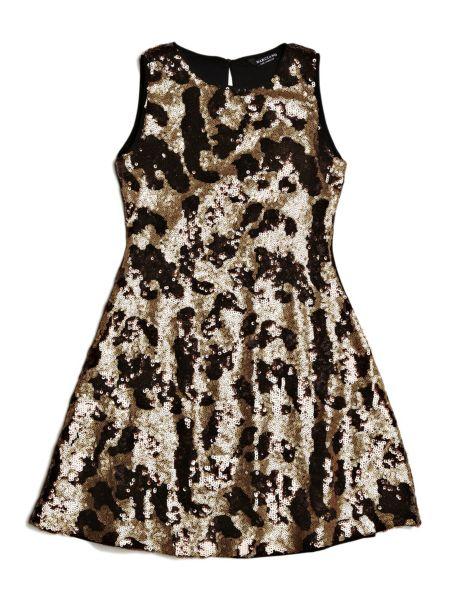 Kleid Marciano Pailletten Vorn - Guess