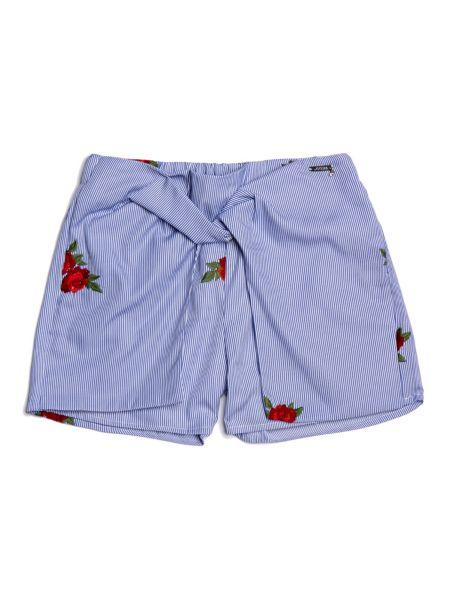 Imagen principal de producto de Shorts Bordados Rosas - Guess
