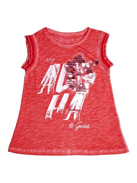 Imagen principal de producto de Camiseta Sin Mangas Estampado - Guess