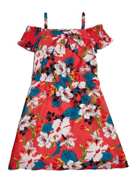 Imagen principal de producto de Vestido Estampado Flores - Guess
