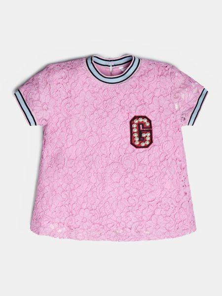 Imagen principal de producto de Camiseta Encaje Perlas - Guess